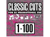 Mastermix Classic cuts 1-100 collection