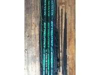 Maver enigma 2 carp fishing pole.