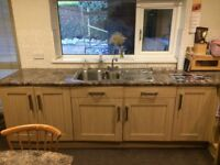 Full Fitted Quality Kitchen Units plus Extras