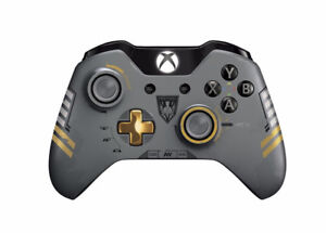 XBOX ONE LIMITED EDITION COD AW WIRELESS CONTROLLER (USED) - MNX