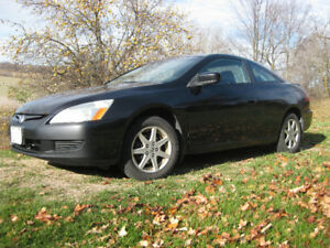 2003 Honda Accord EXR V6 Coupe (2 door)