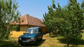 Cottage & Land for sale in Hungary .Only £5000