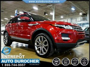 2013 Land Rover Range Rover Evoque PURE PLUS - CUIR - AIR CLIMAT