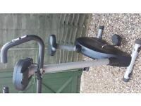 rebook exercise bike