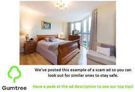 Two bedroom apartment for rent in Belfast -- Read the ad description before replying!!