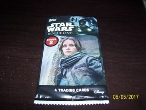 ISO: 40th Anniversary Star Wars Cards