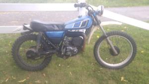 Yamaha 125 vintage