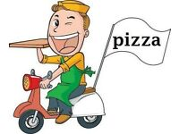 Driver needed for food delivery (bike or car)