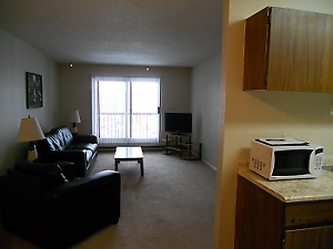 2 Bedroom Fully Furnished Suite in Chetwynd BC