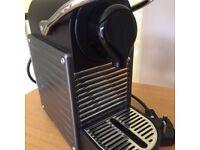 Nesspresso coffee machine good condition