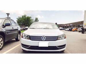 2013 Volkswagen Passat Berline