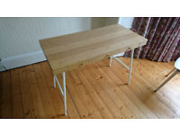 Beautiful bamboo desk, excellent condition