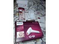 IPL HAIR REMOVAL WITH PRECISION TRIMMER SC1997