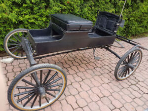 Antique HORSE BUGGY - IN EXCELLENT CONDITION