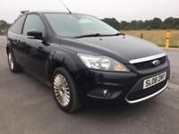BARGAIN! Ford Focus titanium, full years MOT, awaiting preparation