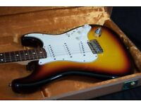 Fender custom shop 62 Nos Strat