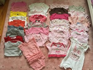 6-12 M baby girl clothing