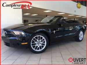 2012 Ford Mustang V6 Premium CONVERTIBLE AUTO DEM.DIST GR.ELECT