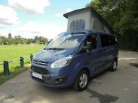 Ford Transit Custom 270 Trend 2 Berth Low Mileage Camper Van For Sale