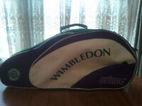 TENNIS CHAMPIONSHIP WIMBLEDON BAG, PRINCE