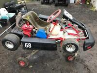 Kids racing kart cadet 50cc