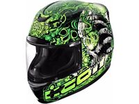 ICON Airmada Britton Integral Helmet - Brand New