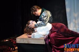 Buy theater play tickets for Romeo and Juliet