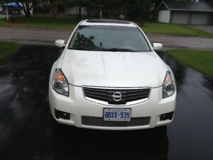2007 Nissan Maxima SL Sedan