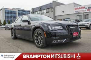2016 Chrysler 300 S|LEATHER|BEATS BY DRE|CAM|BLUETOOTH|HTD SEATS