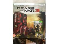 Xbox 360 320gb gears of war 3 package- will post