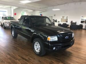 2010 Ford Ranger Sport 4x4 (Power group)