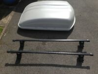 Thule Roofbars and Rooftop Box