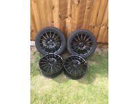 "15"" alloys for Fiesta Mk 5 Mk 6"