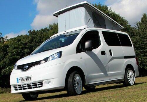 nissan nv 200 camper in prenton merseyside gumtree. Black Bedroom Furniture Sets. Home Design Ideas