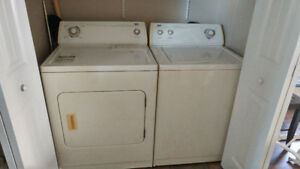 Inglis Full Load Washer and Dryer
