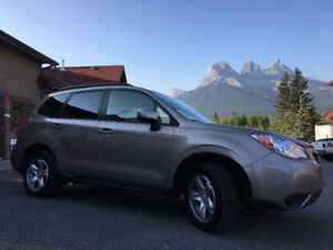 **SOLD** 2014 Subaru Forester 2.5i SUV, TWO SETS OF TIRES