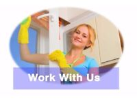 Part-time cleaner wanted weekdays-daytime