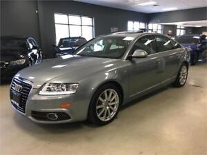 2010 Audi A6 3.0L Special Edition*S-LINE*ONE OWNER*LOW KM*
