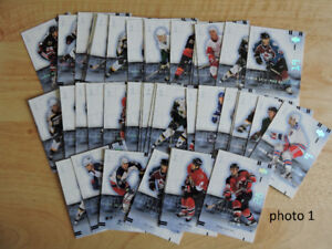 lot carte de hockey