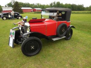 1923 Citroen