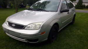 Femme proprio, Ford Focus ZX5 2005