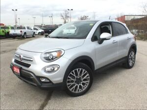 2016 Fiat 500X TREKKING**ALL WHEEL DRIVE**PANORAMIC SUNROOF**