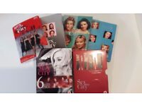 Sex and the City DVD series 1-6 box sets