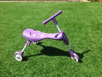 Scuttlebug (Mookie) / trike (purple)