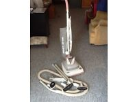 1960s classic Working Hoover with attachments