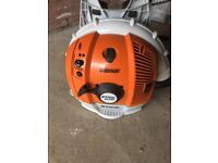 BR600 stihl magnum leaf blower