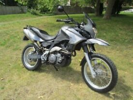 Aprilia Pegaso 650, Trial Bike - very good condition - only 7208 miles