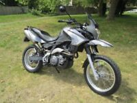 Aprilia Pegaso 650, Trial Bike - very good condition - only 7208 miles