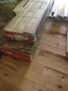 Birch hardwood flooring 45sqft
