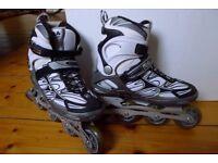 Fila Roller blades / Inline skates.